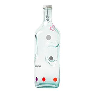 Botella para estructurar agua TÚERSLOMÁS