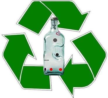 botella ecologica