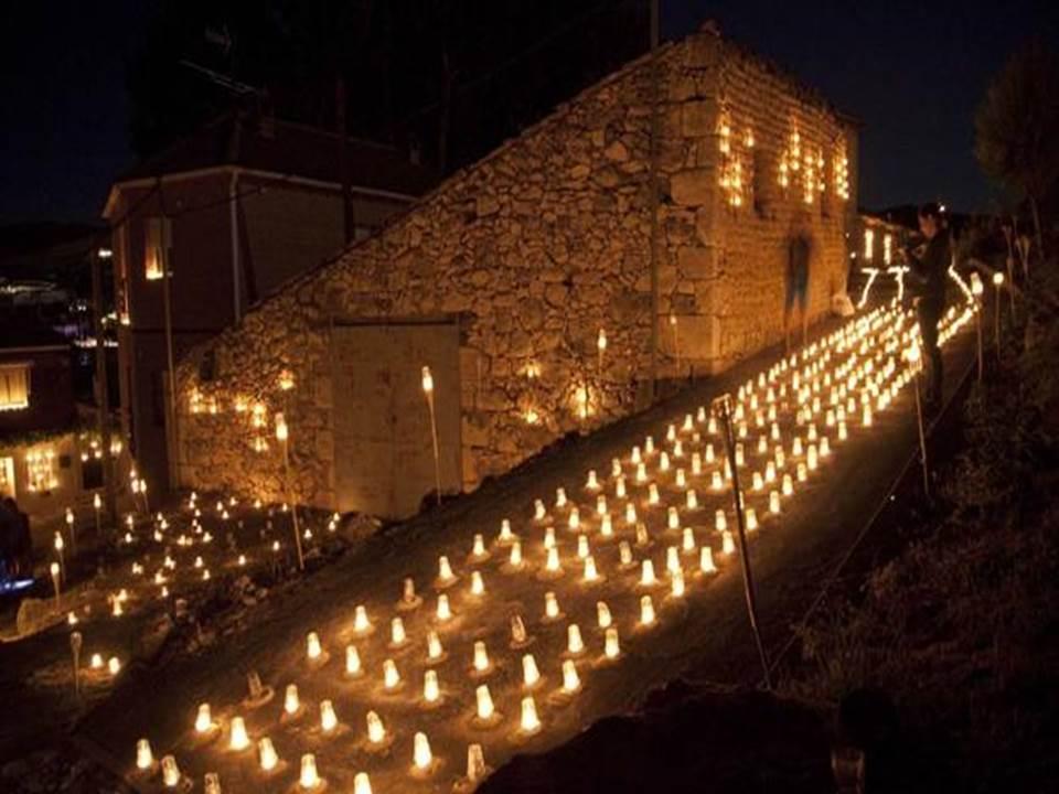 Fiestas de las velas