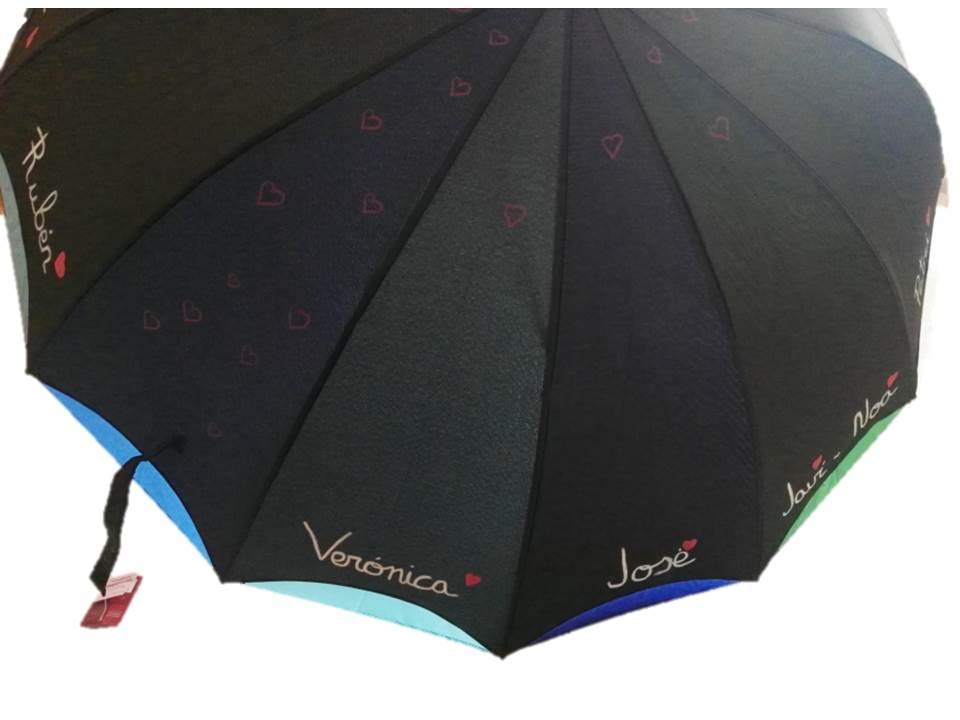 paraguas para jubilación
