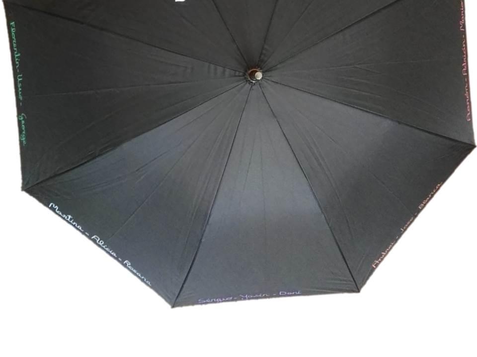 regalo paraguas jubilacion hombres