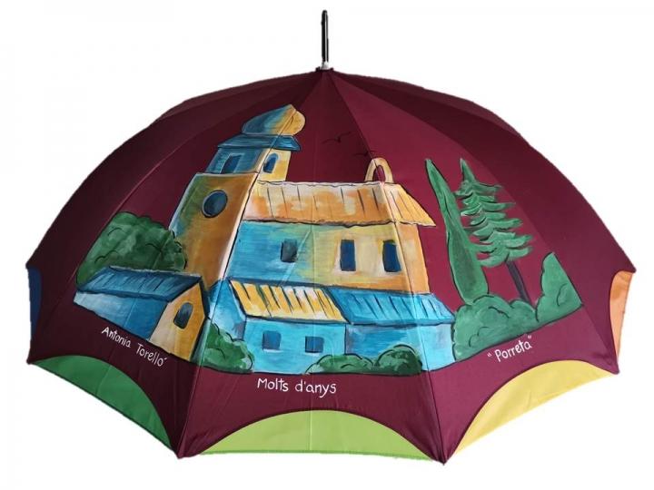 Paraguas para cumpleaños