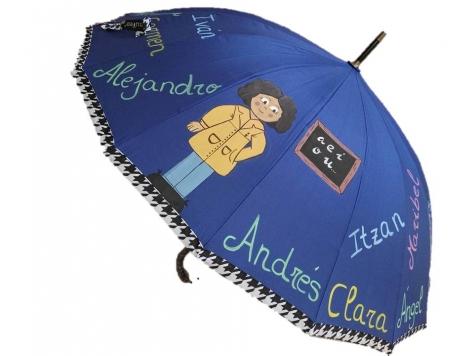Paraguas REGALO MAESTRA
